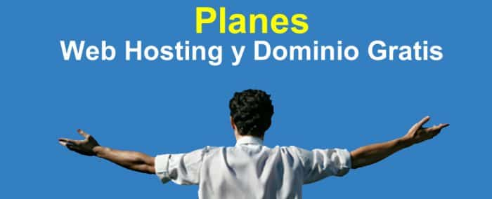 Web Hosting y Dominio gratis Web Hosting