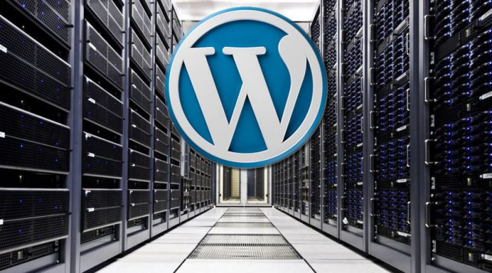 Hosting y hospedaje web en Wordpress Web Hosting