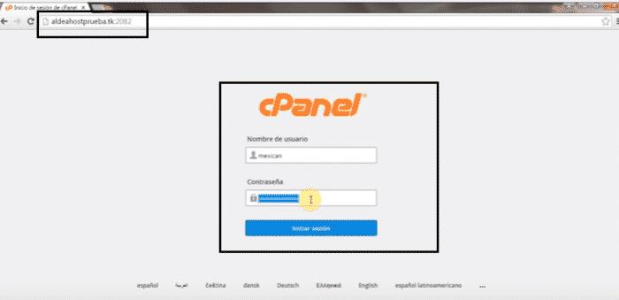 Como subir una pagina web a un hosting Web Hosting
