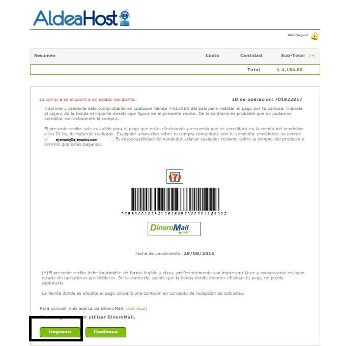 Que es Dinero mail o payu? Web Hosting