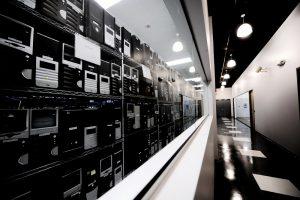 Centro De datos Web Hosting