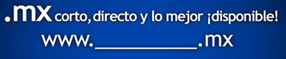 Hospedaje Con Dominio .MX Web Hosting