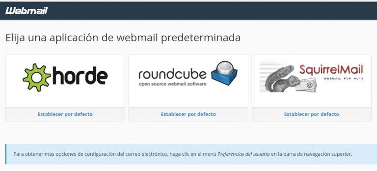 Como Crear un correo electrónico con dominio propio Web Hosting