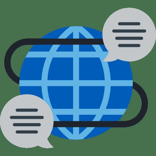 Internet como medio de comunicacion Web Hosting